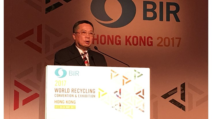 BIR 2017 Convention: Nonferrous mixed signals