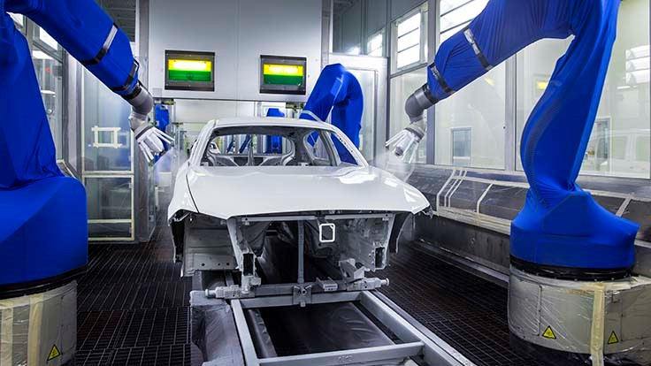 BASF study: BMW cuts costs, emissions in paint operations
