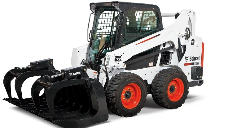 Bobcat adds S595 skid-steer loader