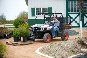 Bobcat utility vehicles 2011
