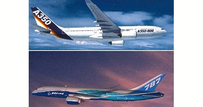 Boeing Overthrows Airbus as Top Airplane Manufacturer