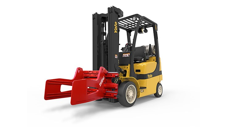 Yale introduces attachment-ready trucks