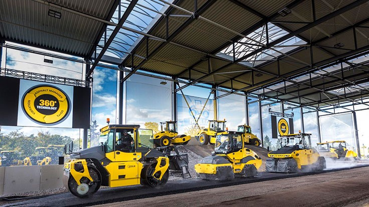 Bomag holds Innovation Days event