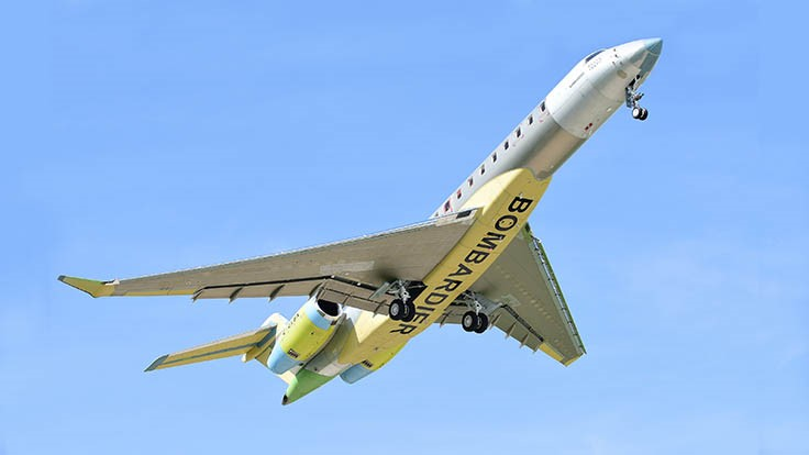 Bombardier reports Q1 2017 results