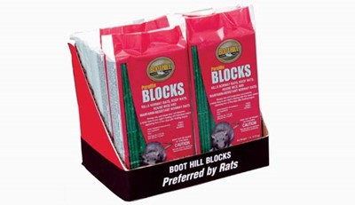 BootHill Paraffin Blocks