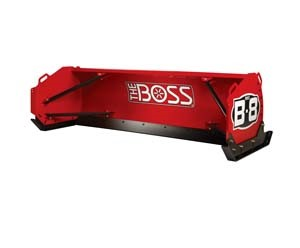 Boss adds to box plow lineup