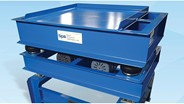 BPS touts vibratory table product line
