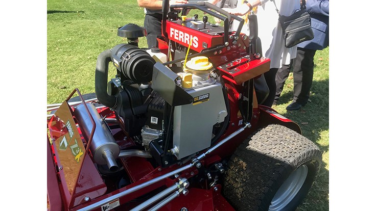 Briggs & Stratton companies debut new technology