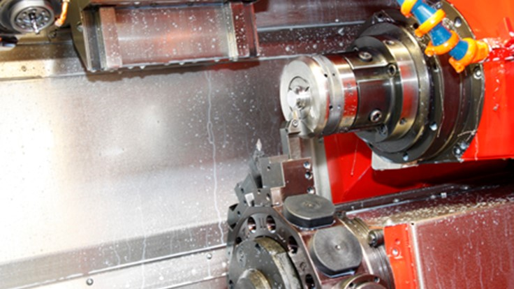 Reducing Cycle Times with EMCO Turning Machines