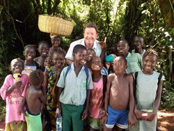 Q&A: Bruce Donoho Discusses Efforts to Build Orphanages in West Africa