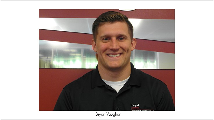 Loyal's Vaughan Earns BCE Credentials
