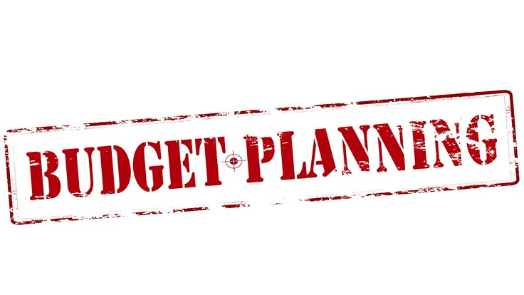 Develop a budget strategy
