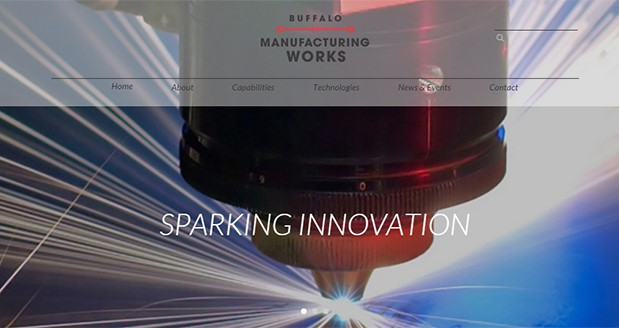 Buffalo Manufacturing Works open for business