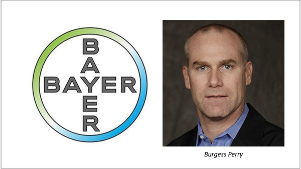 Bayer Appoints Perry Head of Marketing for Environmental Science North America