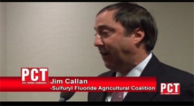 Video: Jim Callan on Protecting Sulfuryl Fluoride Food Uses