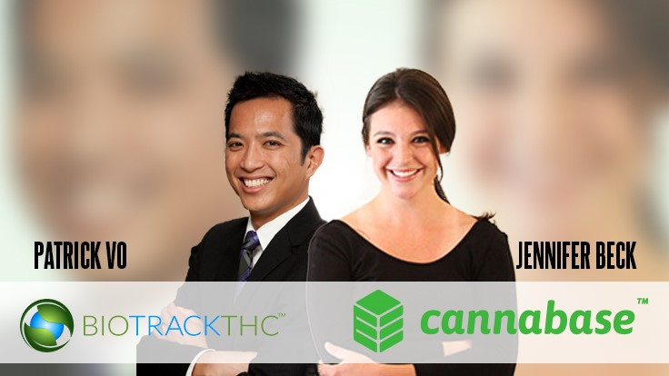 Cannabase and BioTrackTHC Announce Partnership