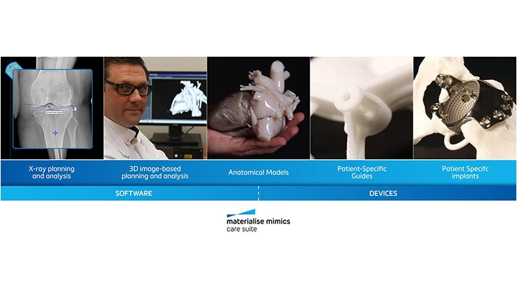 Materialise, Siemens collaborate to advance additive manufacturing