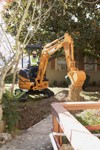 Case CX B series compact excavators
