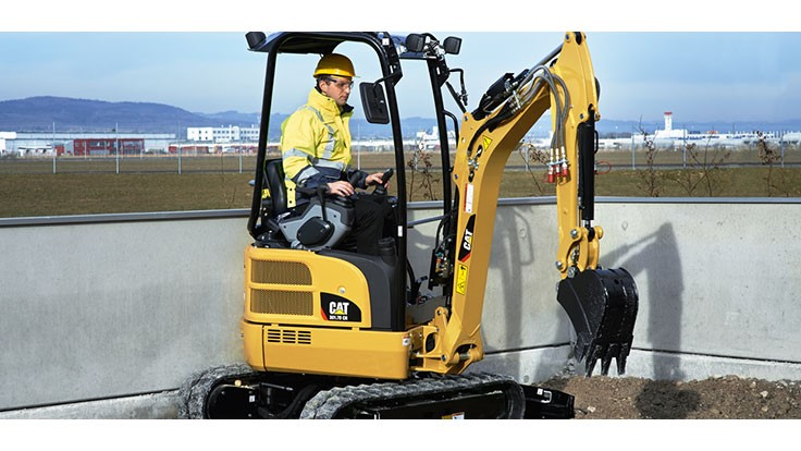 Caterpillar to produce and design its own line of excavators
