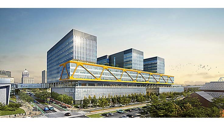 Caterpillar moving headquarter to Chicago, scrapping Peoria expansion plans