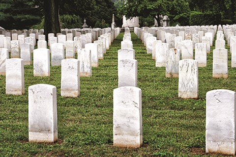 Cemeteries, customer retention and more