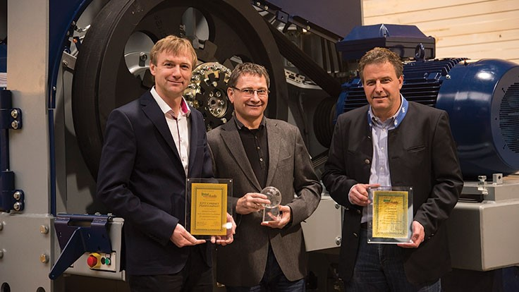 Lindner-Recyclingtech honored with third Global CemFuels Award