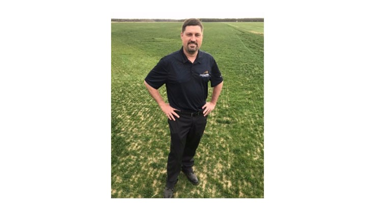 Chad Adcock joins Sod Production Services