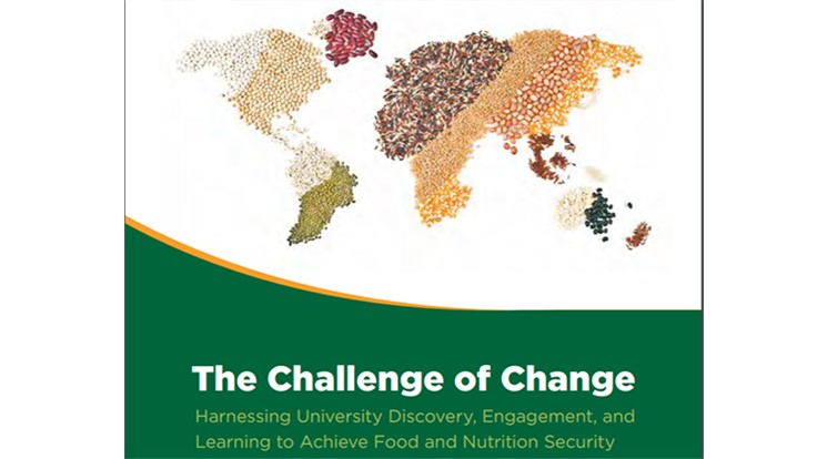Purdue Leaders Join Commission to Solve Global Food and
