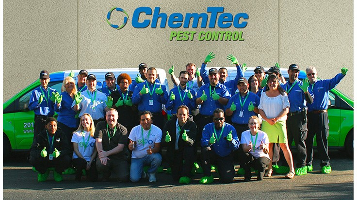ChemTec Earns 2017 Angie's List Super Service Award
