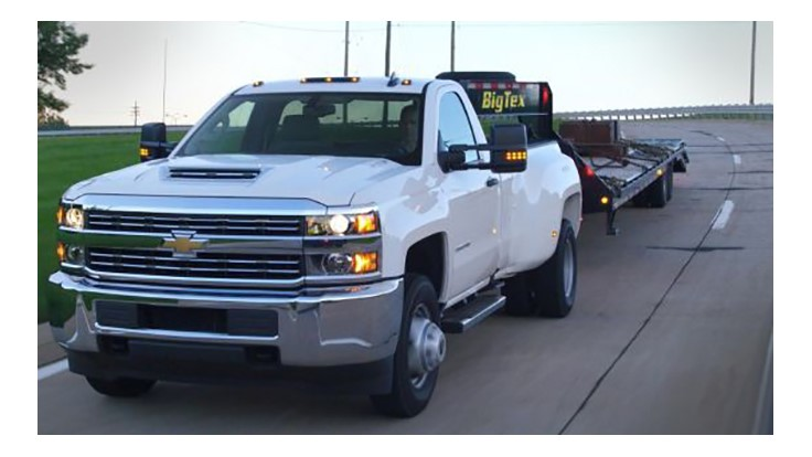 Chevrolet Partners with Trailer Associations