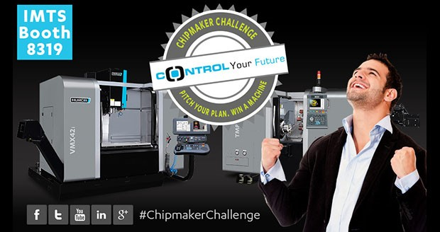 Chipmaker Challenge: Pitch your plan, win a machine