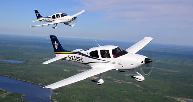 Cirrus Aircraft selected by St. Louis University