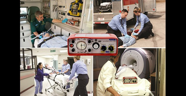Smiths Medical launches ventilator in US, Canada