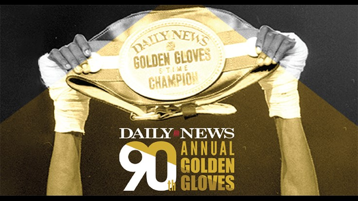 Colony is a Sponsor of 90th NY Daily News Golden Gloves