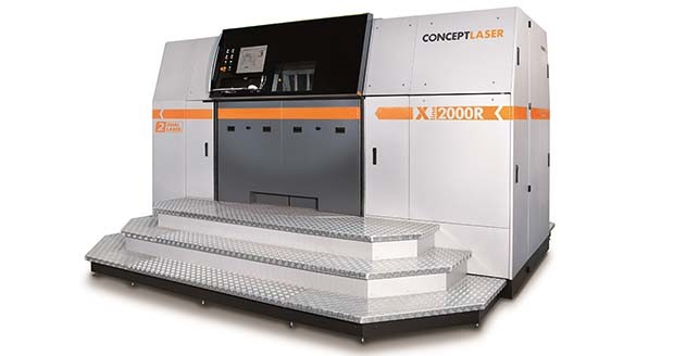 Concept Laser celebrates 15 years in additive manufacturing