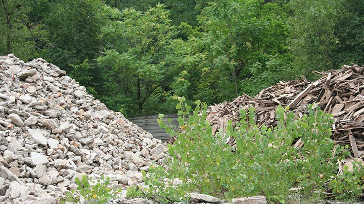 Open comment period begins for proposed C&D debris processing facility