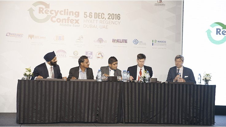 2016 Recycling Confex Middle East: Read all about it