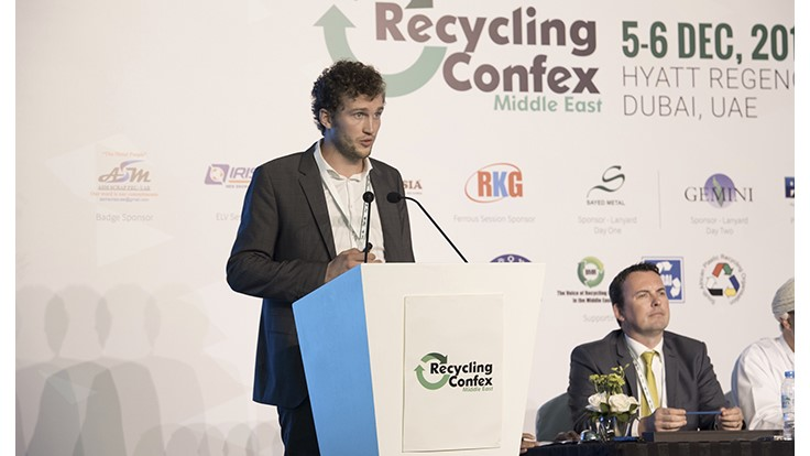 2016 Recycling Confex Middle East: Think before you shred