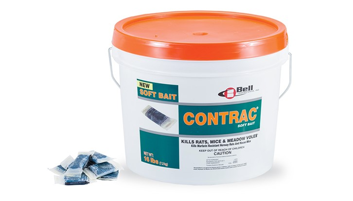 Bell Introduces Contrac Soft Bait