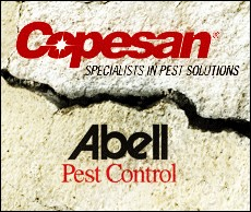 Copesan and Abell Pest Control to Part Ways