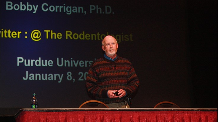 Role of PMPs as Public Health Protectors Discussed at Purdue Conference