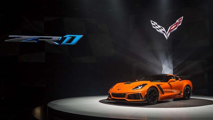 2019 Corvette ZR1 to top 210mph, feature more than 750hp