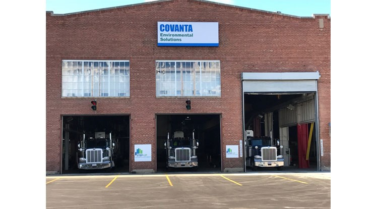 Covanta opens material processing facility in Milwaukee