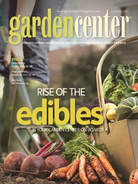 Rise of the edibles: Is your garden center on board?