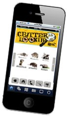 Critter Lookup App Available on iTunes