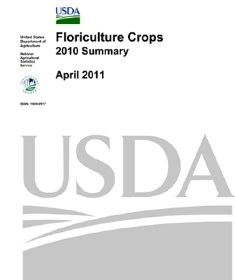 USDA asked to reconsider cutting nursery, floriculture reports