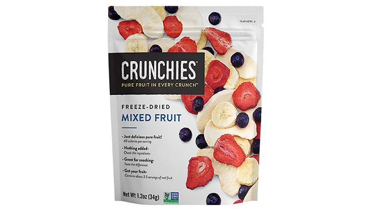 Crunchies Helps Customers Find Their Fruits' Roots