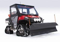 Curtis Introduces New Soft-Side Cab for Polaris Ranger 400 and 800 Models