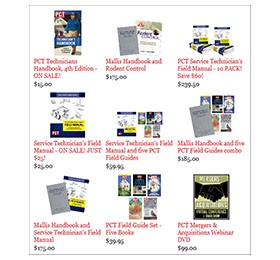 PCT Bookstore 'Cyber Monday' Sales Promotion