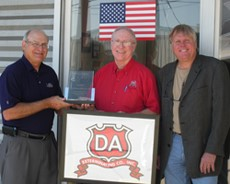 DA Exterminating Recognized as a LWCC 'Safest 70' Company